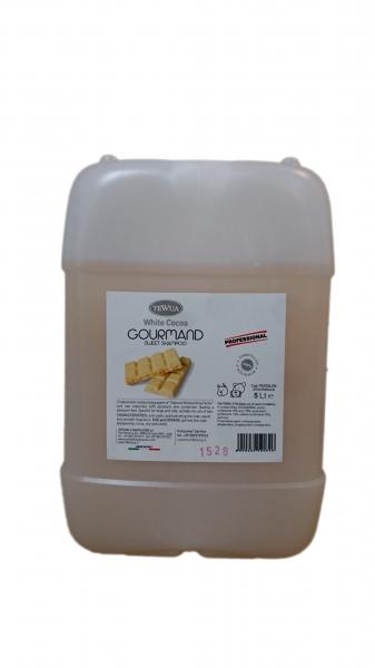 Sampon Gourmand ciocolata alba, 5 litri 0