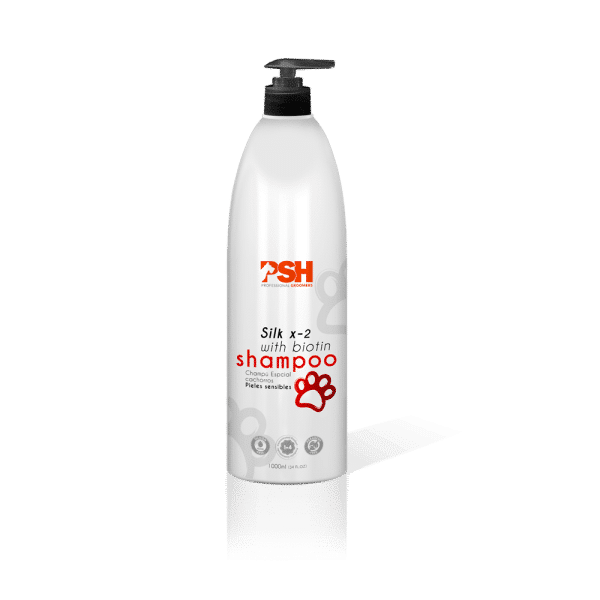Sampon PSH Silk 2 in 1 cu Biotina 1L 0
