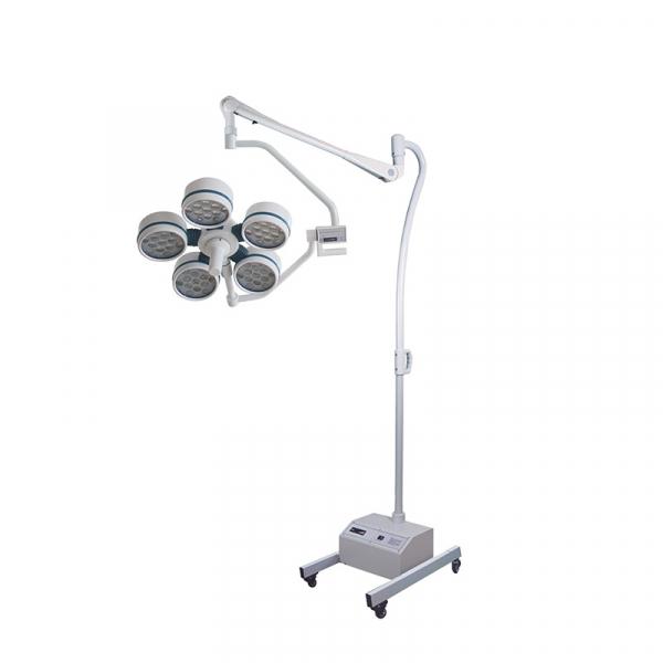 Lampă chirurgie LED cu sistem fără umbră și acumulator YD02-LED5E 0