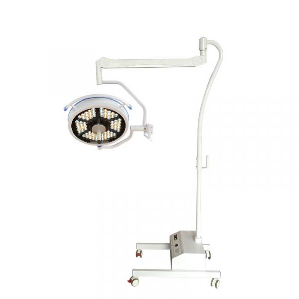 Lampă chirurgie LED cu sistem fără umbră și acumulator ZF500E 0