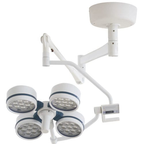 Lampă scialitică cu sistem fără umbră YD02-LED4 0