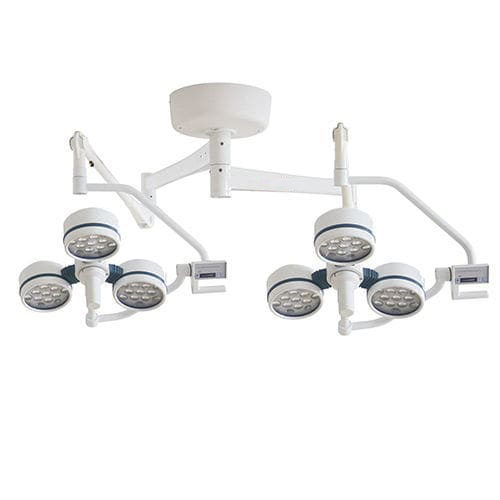 Lampă scialitică cu sistem fără umbră YD02-LED3+3 0