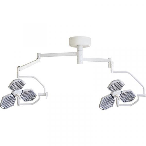 Lampă chirurgicală scialitică cu sistem fără umbră SY02-LED3+3 [0]
