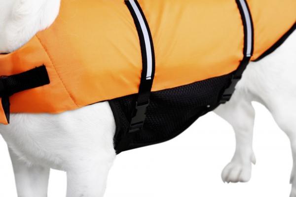 Vesta de salvare pentru caini, max.23 kg 4