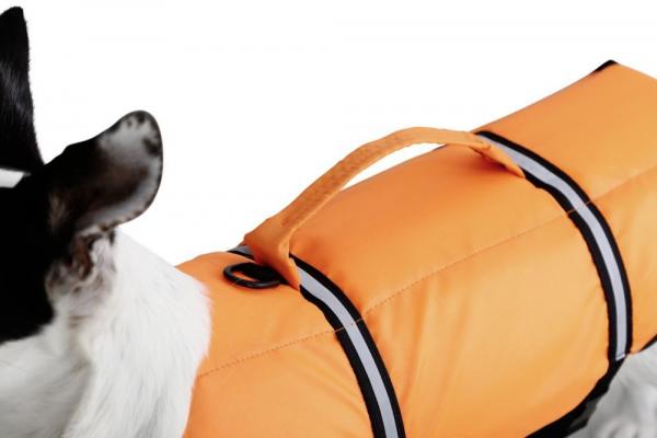 Vesta de salvare pentru caini, max.23 kg 6