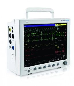 "Monitor functii vitale iM8VET, ecran LCD 12.1""0"