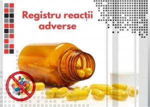 Registru reactii adverse / farmacovigilenta0