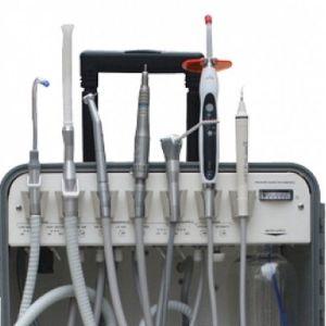 Unit dentar veterinar portabil, DU8521