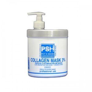 Masca PSH capilara cu colagen 3%, 1kg