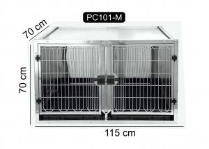 Cusca medie din otel inoxidabil, PC-101M0