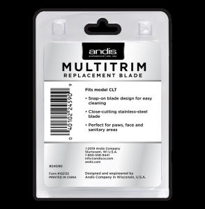 Cutit de rezerva pentru trimmer-ul Andis Multitrim, size 10, 245902