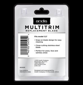 Cutit de rezerva pentru trimmer-ul Andis Multitrim, size 40, 245952