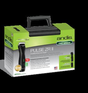 Masina de tuns profesionala, fara fir ANDIS Pulse ZR II (cutit #40), 790405
