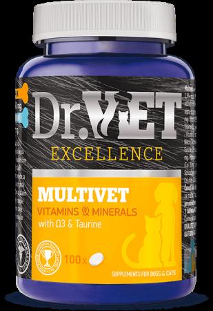 DR VET supliment MULTIVET 100gr [0]