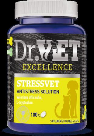 DR VET supliment STRESSVET 70 GR [0]