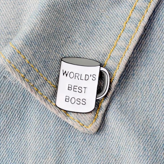 Insigna, Dambla, Best Boss [3]