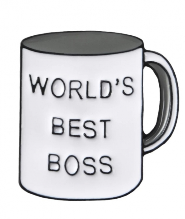 Insigna, Dambla, Best Boss [0]