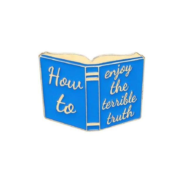 Insigna Blue Funny Book [0]