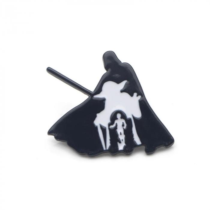 Insigna Darth Vader Yoda Shadow [0]