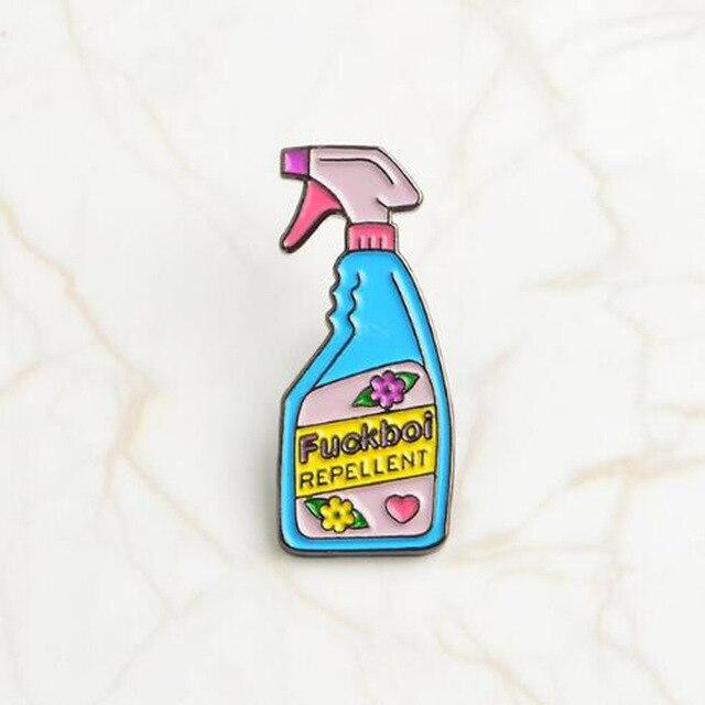 Insigna Fuckboi Repellent [0]