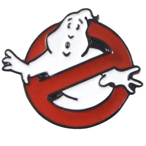 Insigna Ghostbusters 0