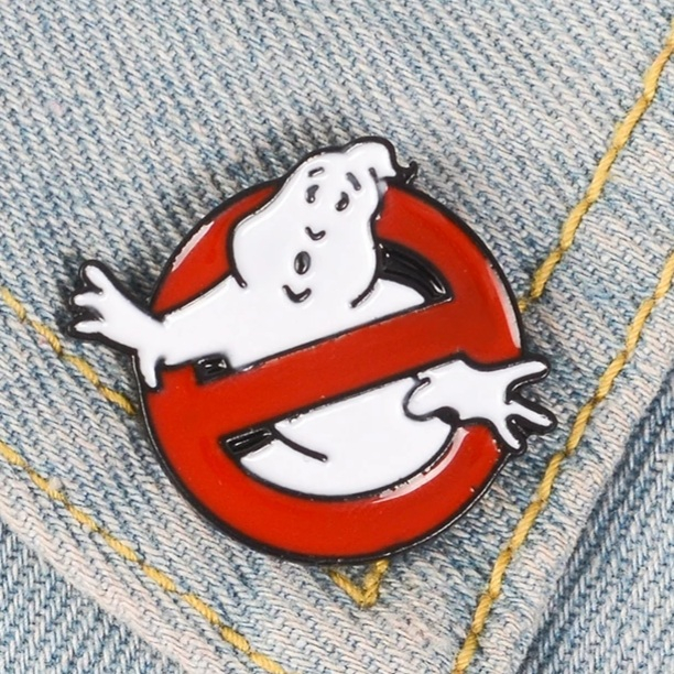 Insigna Ghostbusters 2