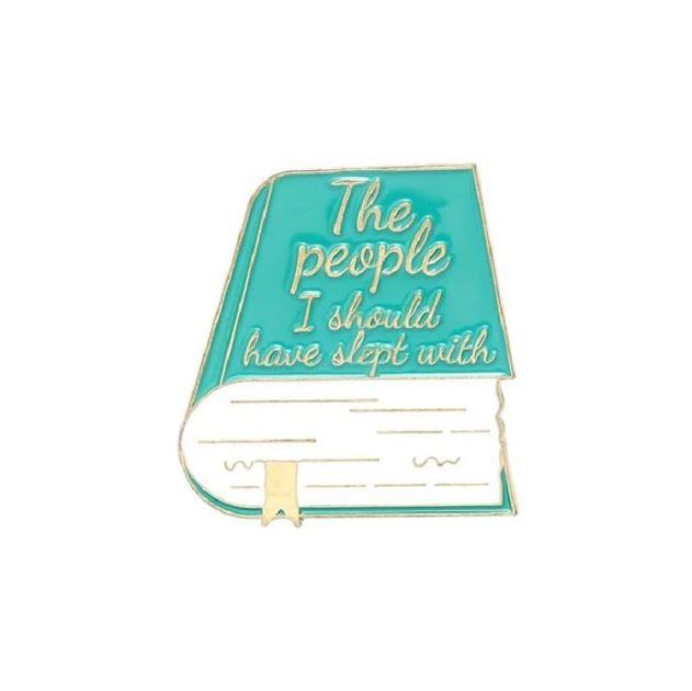 Insigna Green Funny Book [0]