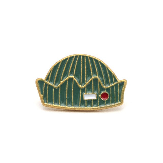Insigna Green Hat [0]
