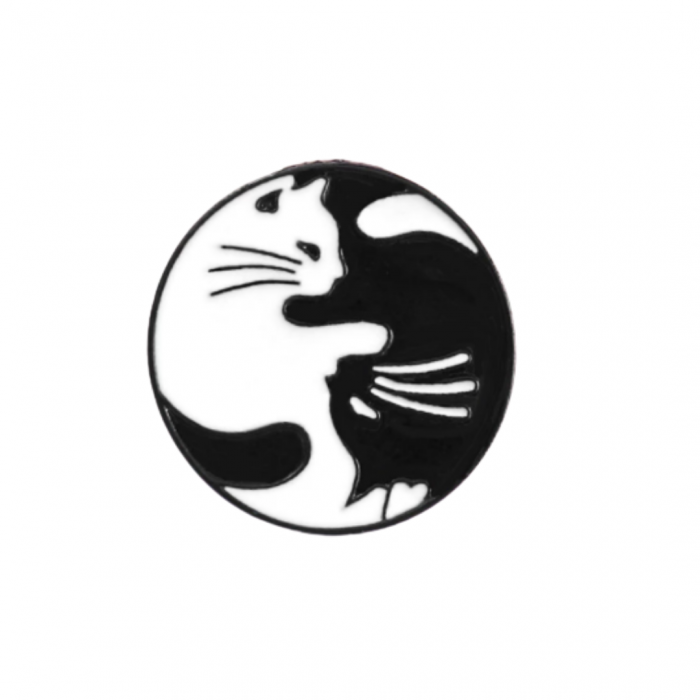 Black Cat and White Cat - Ying Yang [0]