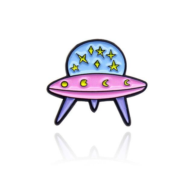 Pink UFO [0]