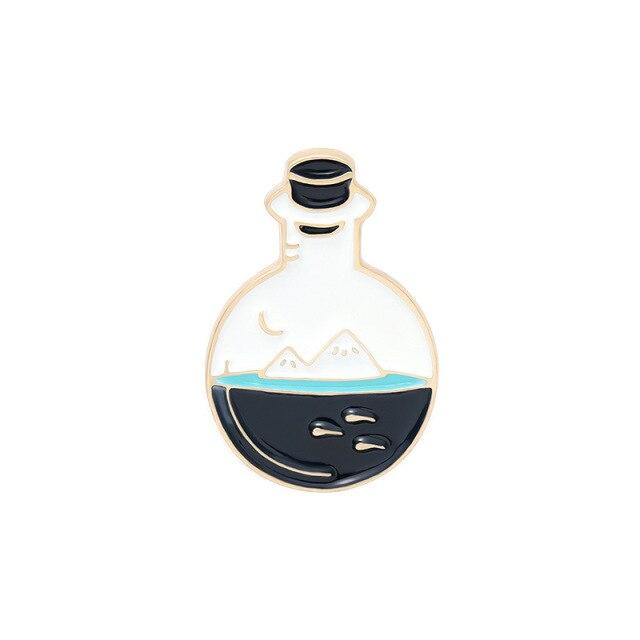 Island in a Bottle [0]