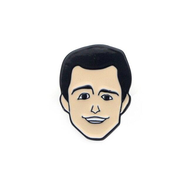 Insigna Joey Tribbiani [0]