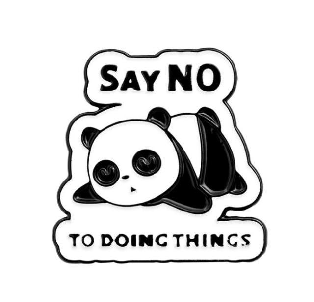 Insigna, Dambla, Lazy Panda - No To Doing Things [0]