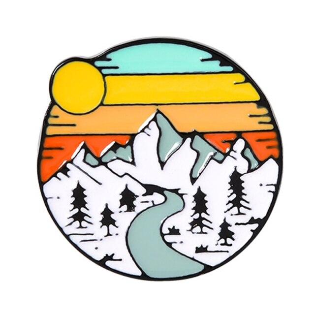 Mountains Sunset [0]