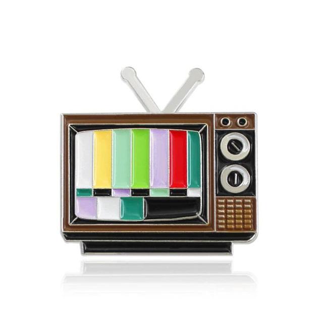 Insigna No Signal TV 0