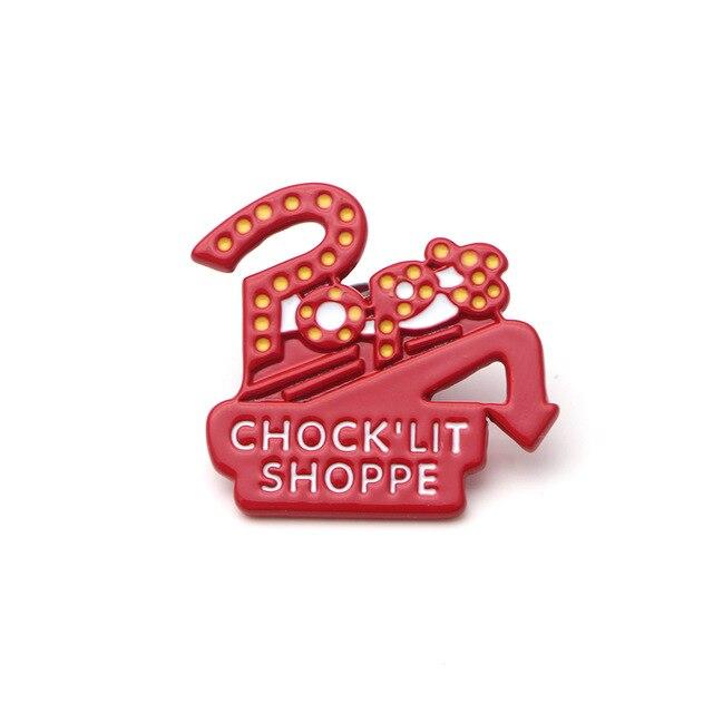 Insigna Pop's Chock'lit Shoppe [0]