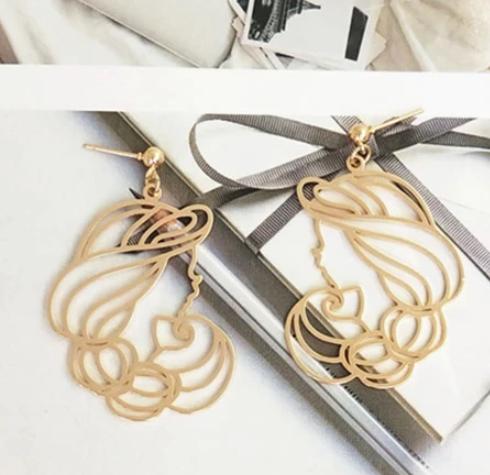 Princess Earrings - Jasmine [0]