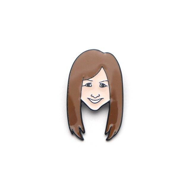 Insigna Rachel Green [0]
