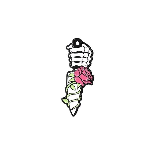 Rose over a Dagger [0]