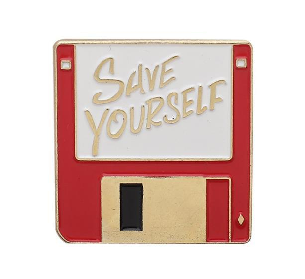 Save Yourself Floppy Disk [0]