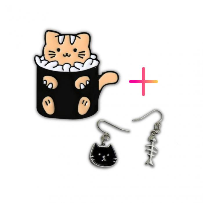 Set Black Kitty [0]