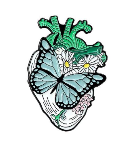 Set Butterfly Heart [2]