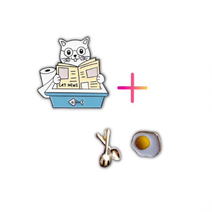 Set Hungry Kitty [0]