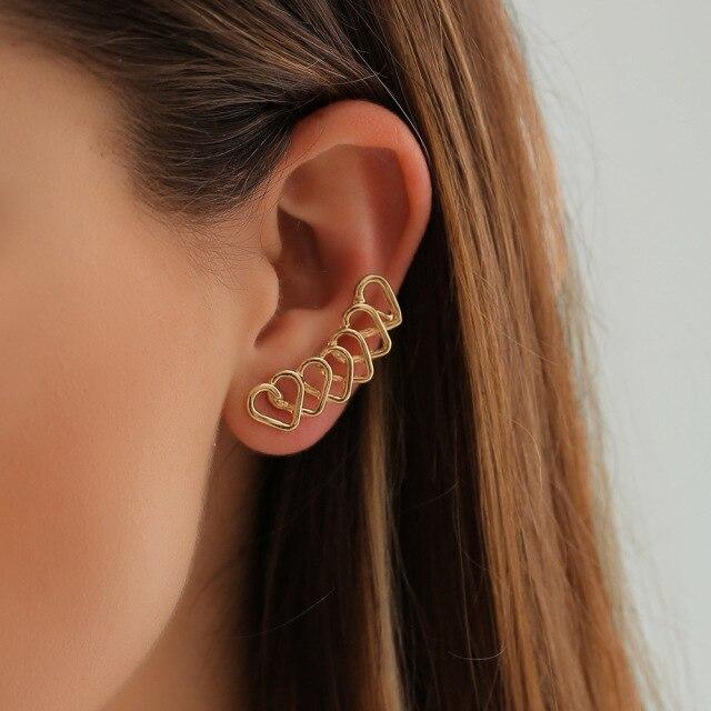 Single Ear Love Earrings [0]