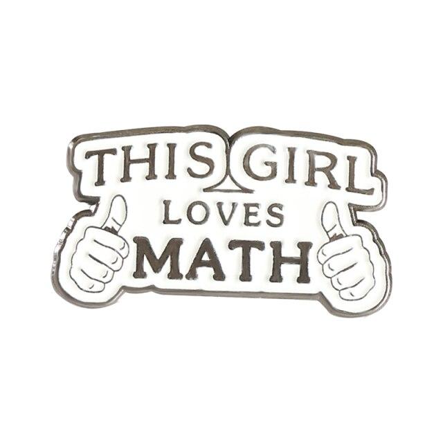 This Girl Loves Math [0]