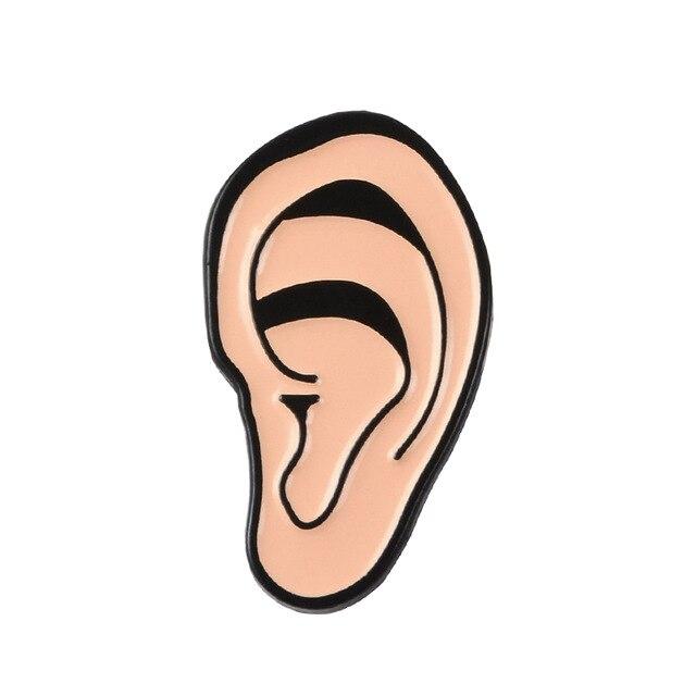 Insigna Van Gogh's Ear 0