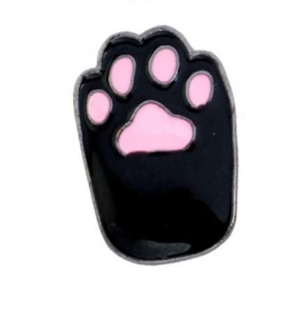Black Cat Paw0