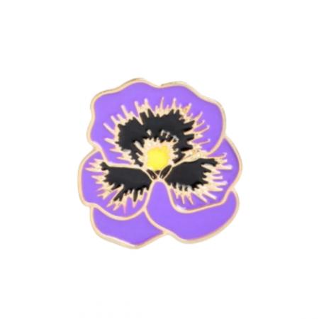 Set Purple Flowers [2]