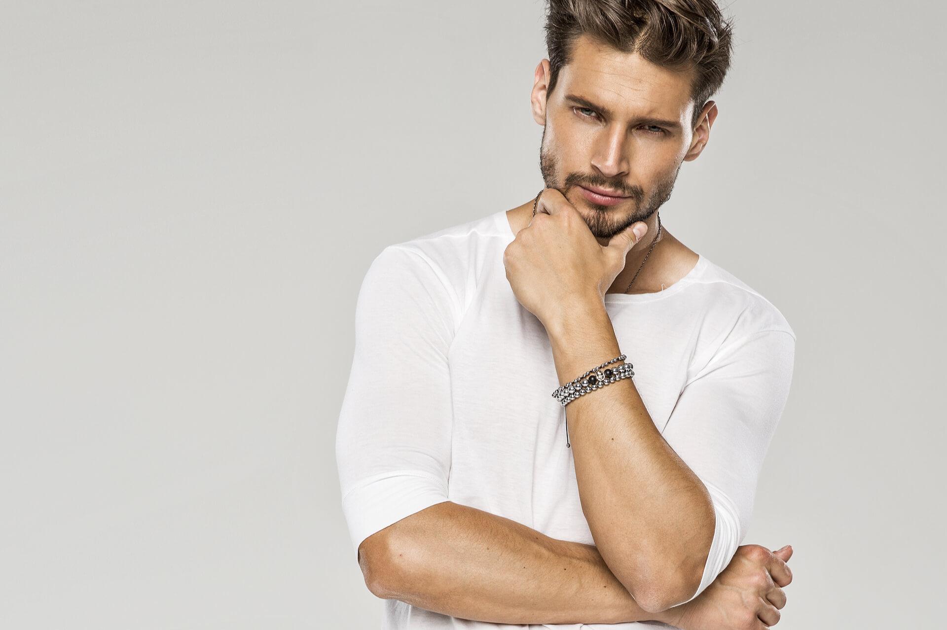 Cadoul perfect pentru EL – Bijuterii deosebite pentru barbati