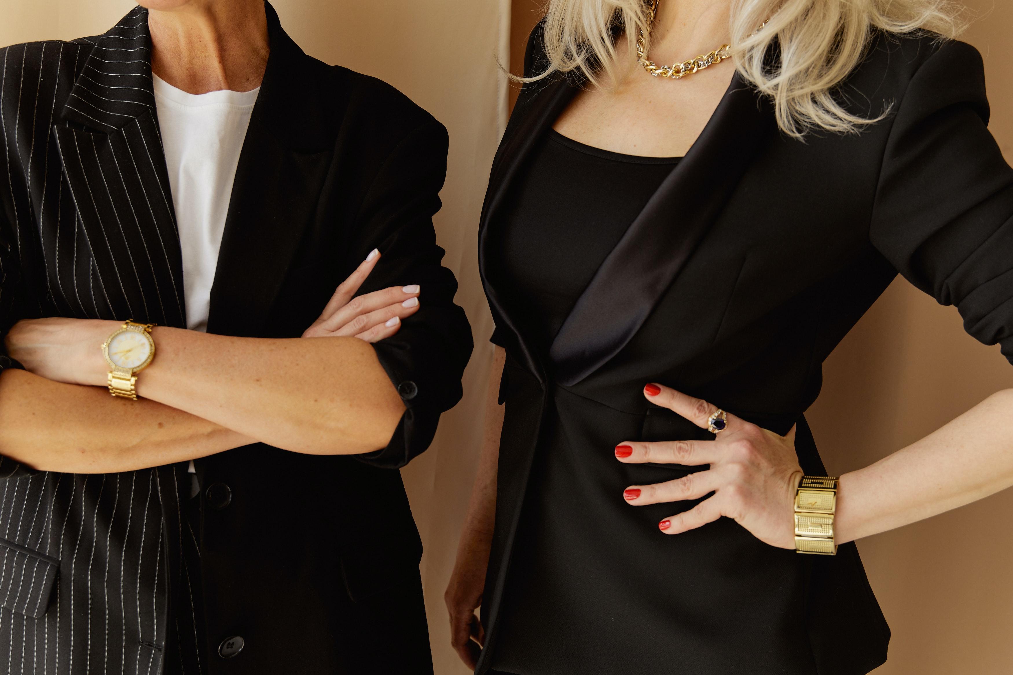 Eveniment business -  cum îți asortezi ținuta